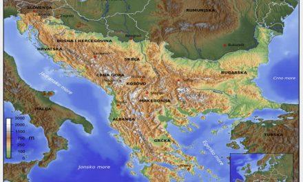 """""""Тајните планови"""" на големата ЦИА за голема Србија и голема Албанија се распослаа низ балканските сајтови"""