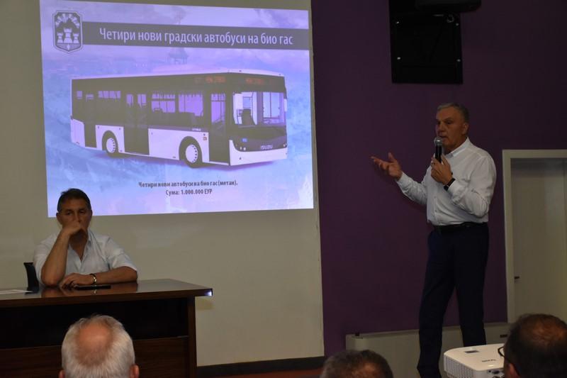 На синоќешниот Граѓански парламент, презентирани проектите кои Општина Прилеп ќе ги реализира до крајот на 2019 година
