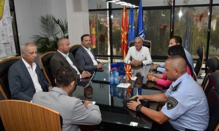 Во присуство на министерот Спасовски, одржан првиот состанок на Локалниот совет за превенција на општина Прилеп