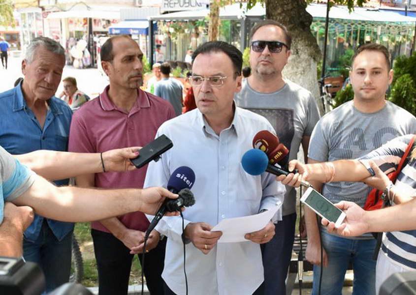 Со финансиска помош од Општина Прилеп, избегнато згаснувањето на Регионалната занаетчиска комора