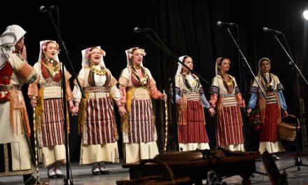 """Свечено отворен јубилејниот 45. Фестивал на народни инструменти и песни """"Пеце Атанасовски"""""""