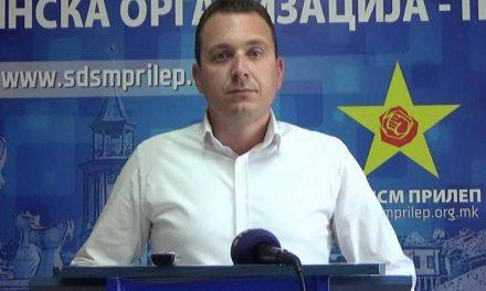 Талевски: На објавената снимка нема ниту збор за уцени или закани, тоа е одлика на ВМРО-ДПМНЕ