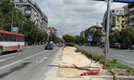 """Реконструкцијата на """"Партизанска"""" ќе заврши викендов"""
