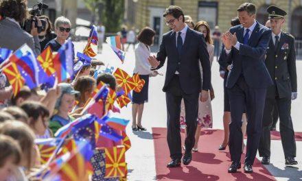 Претседателот Пендаровски во дводневна посета на Република Словенија