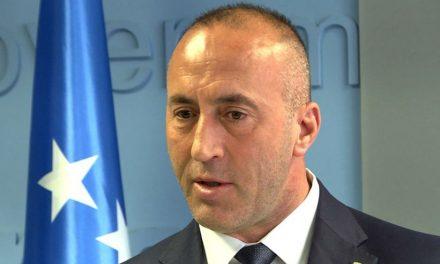 Поради повик од Судот за воени злосторства, премиерот на Косово Рамуш Харадинај поднесе оставка
