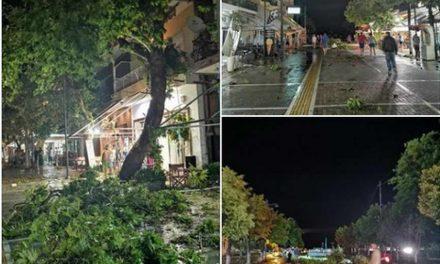 Шестмина туристи загинаа во невремето кое синоќа ја зафати Грција