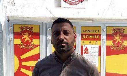 СДСМ Прилеп: Осудениот екс градоначалник на Прилеп, Марјан Ристески повторно на партиска функција