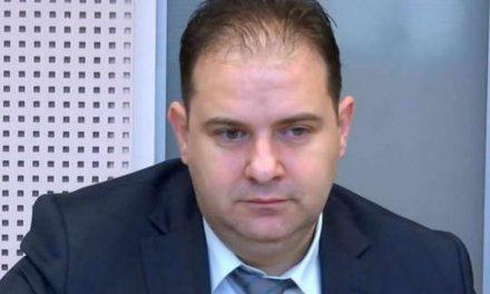 Поднесено обвинение против Владимир Панчевски за манипулации со АКМИС-от