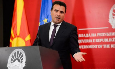 Заев: Бев измамен од организирана структура која е против нашето членство во НАТО