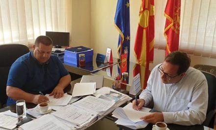 Меморандум за соработка на Општина Крушево и Институтот за добро управување и евро-атлантски перспективи