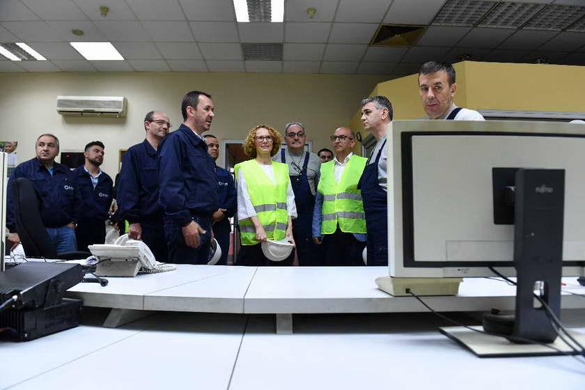 Шекеринска: Докажавме дека либерализацијата на пазарот со електрична енергија нема да ја зголеми цената на струјата