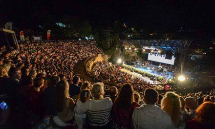 """Претседателот Пендаровски го отвори фестивалот """"Охридско лето"""""""