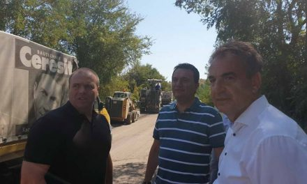 Во кумановскиот регион се реконструираат патишта во должина од преку 120 километри