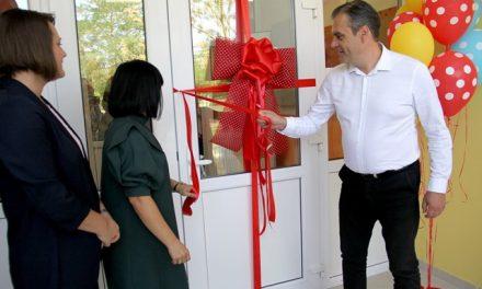 Отворена нова градинка во општина Аеродром