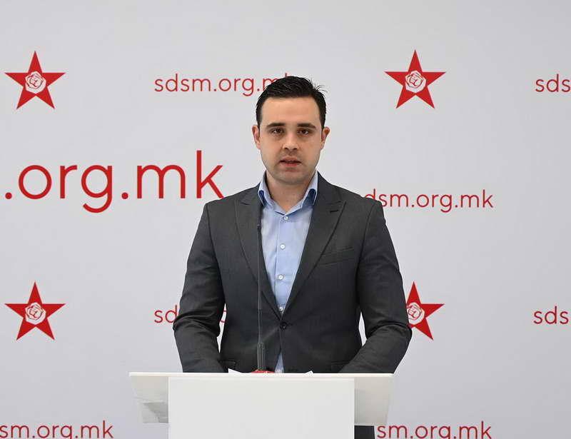 Костадинов: Правната држава функционира, ги поддржуваме истражните органи да ја продолжат истрагата