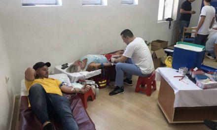 Крводарителска акција на ЛК на СДММ – Прилеп