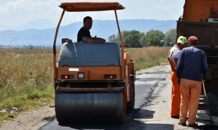 Се интензивираат работите за санација и рехабилитација на патиштата во руралните средини од Пелагонискиот регион