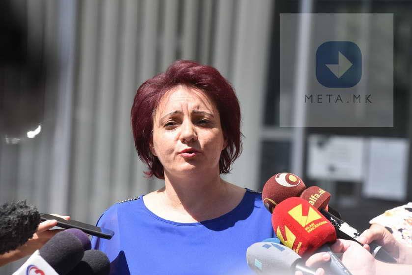 По пет часа распит, Стефанова не откри детали за исказот во Обвинителството