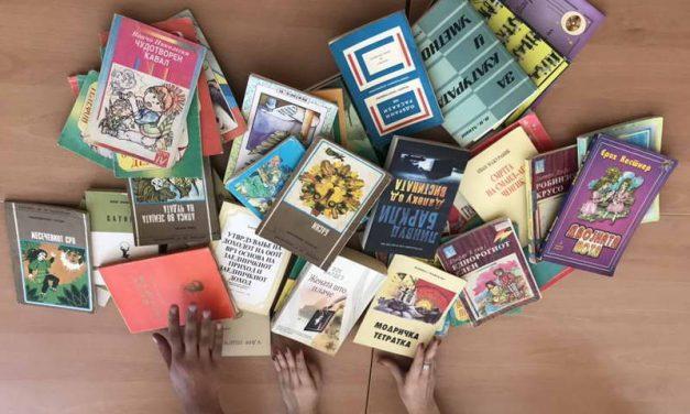 Младите прилепски социјалдемократи со донација од книги по повод Меѓународниот ден на младите