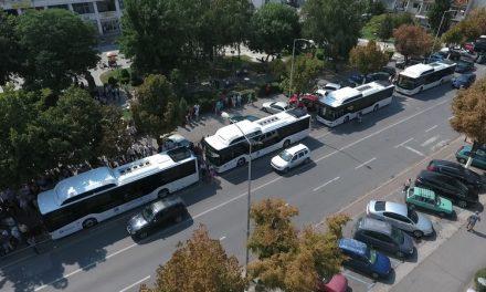 Прилеп: Од денеска, автобусите на градскиот превоз ќе возат до 18 часот