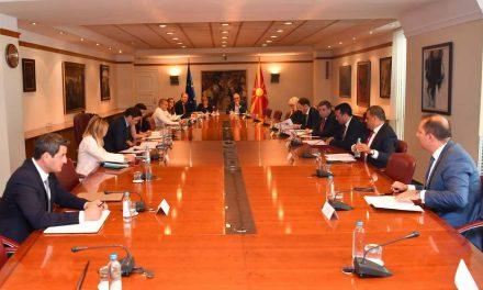 Одржан конститутивен состанок на Комитетот за преговори за пристапување на Северна  Македонија во ЕУ
