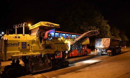 Заев: Град Скопје во рекордно кратки рокови реконструираше повеќе главни градски сообраќајници