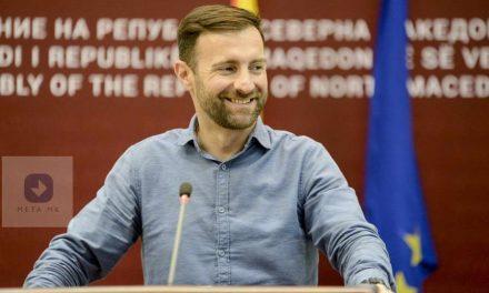 Димовски за в четврток ја закажа седницата на Комисијата за разрешување на Јанева