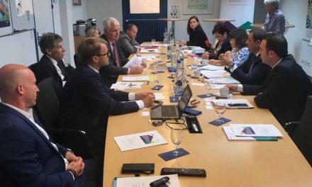 Анѓушев, Царовска и Адеми во работна посета на Швајцарија: Да се искористат сите позитивни аспекти од швајцарскиот систем за учење преку работа