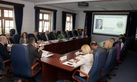 Зајакнати капацитетите на Работниот комитет за интеграција во НАТО