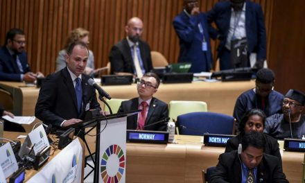 Министерот за здравство Филипче се обрати на Самитот за универзална здравствена покриеност на ГС на ОН