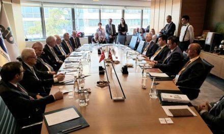 Работна посета на министерот Елвин Хасан на Турција