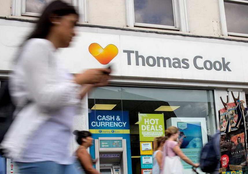 """Банкрот на """"Томас Кук"""" – кошмар за стотици илјади туристи"""
