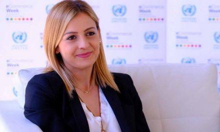 Генералниот секретар на УНКТАД официјално ја промовираше министерката за финансии, Ангеловска за амбасадорка на дигитална трговија
