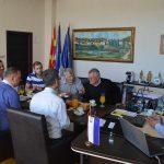 Претставници од Здружението за турско-македонско пријателство во посета на Делчево