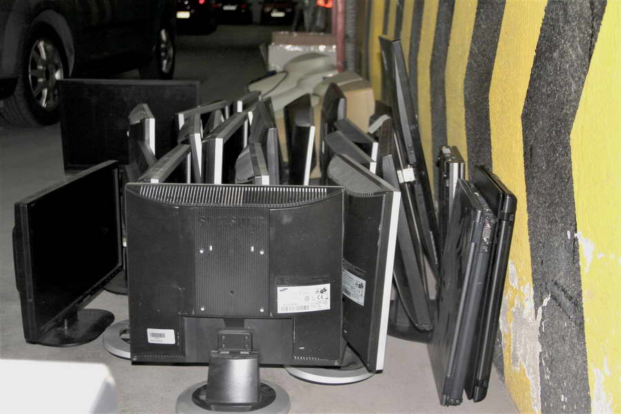 Општина Аеродром се ослободи од е-отпадот