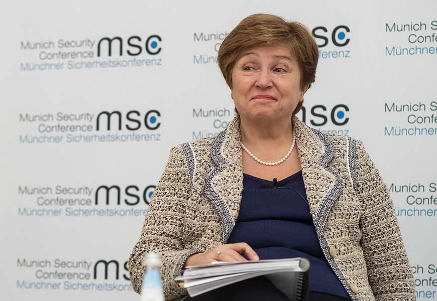 Бугарката Кристалина Георгиева назначена за директор на ММФ