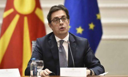 Пендаровски: Лажните вести стануваат една од приоритетните закани за националната безбедност