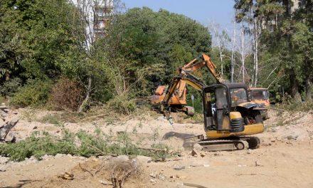Продолжува чистењето на дивите депонии во општина Аеродром