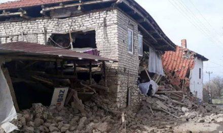 Најмалку 105 повредени во земјотресот во Албанија