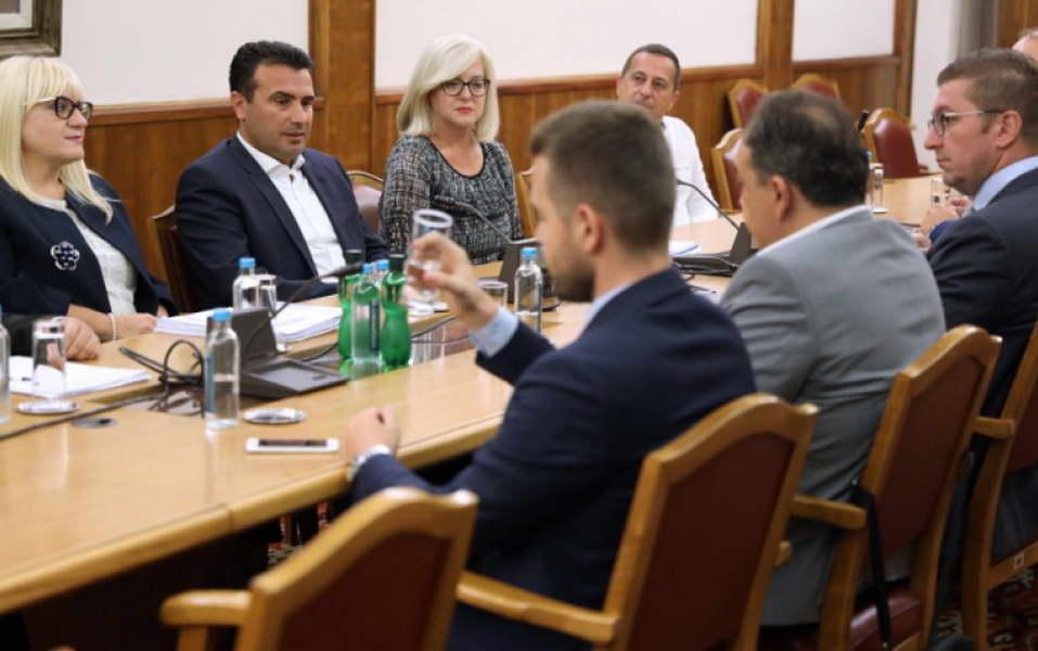 Заев и Мицкоски не постигнаа договор за законот за Јавно обвинителство