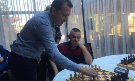 32 издание на шаховскиот турнир за слепи лица