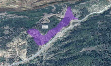 Карактеристичниот геолошки профил – Ѕвегор прогласен за природна реткост