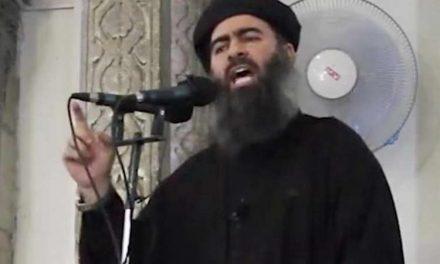 Лидерот на Исламска држава Ал Багдади си го активираше експлозивниот појас