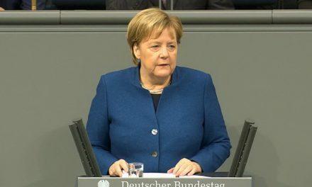 """Германија оди во едномесечен """"локдаун"""""""