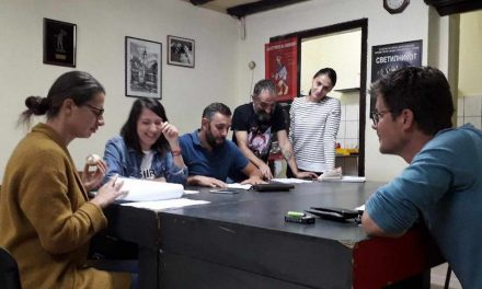 """Прилепскиот театар ја подготвува претставата за деца """"Басни"""""""