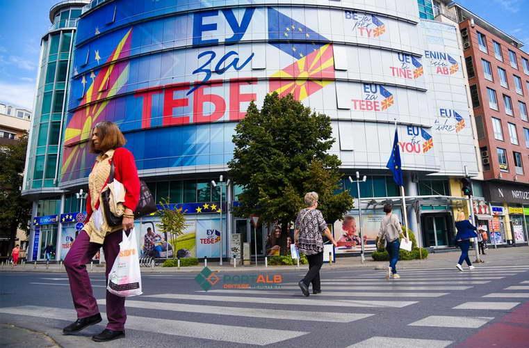 Македонија и регионот заслужуваат датум за преговори со ЕУ