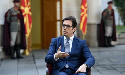 Интервју на Претседателот Стево Пендаровски за Ал Џезира Балканс
