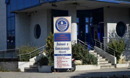 Водоснабдувањето во Прилеп нормализирано, водата стигнува и до највисоките делови од градот