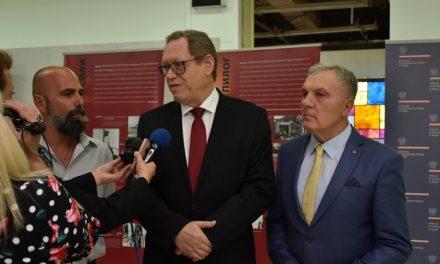 Полскиот амбасадор Тицински во посета на општина Прилеп