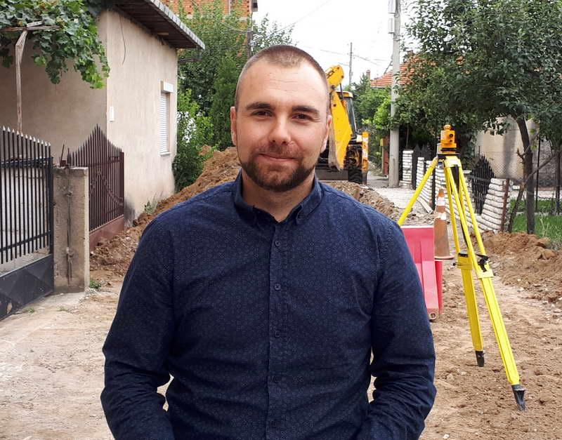 """СДСМ Прилеп: За прв пат, после 50 години, се гради канализациона мрежа на улицата """"Бистра планина"""""""